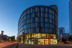 Thementag der Trilux-Akademie bei Haworth in Frankfurt