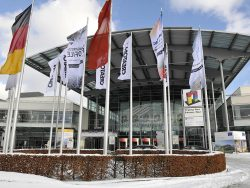 Messe Bau München