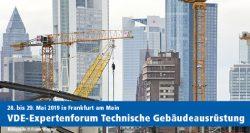 VDE Expertenforum Technische Gebäudeausrüstung