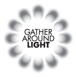 Gather around light logo